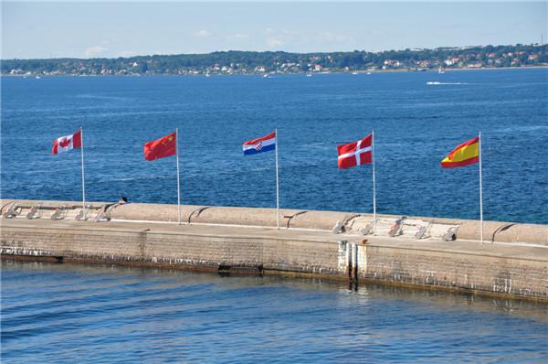 丹麦风景gif动画